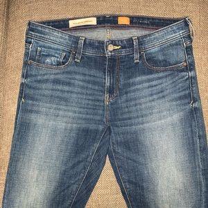 EUC Pilcro and Letterpress Hyphen Fit Jeans Sz 28